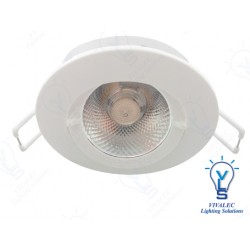 VLS LED Recessed Eyeball RD iX80 6W